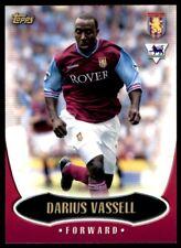 Topps Premier Gold (2003) Darius Vassell Aston Villa No. AV3