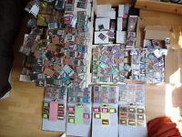Yu-Gi-Oh 1200 Karten, 100 Holos + 100 Rare + 1000 Common
