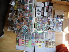 YU-GI-OH 1200 carte, 100 holos + 100 RARE + 1000 Common + 4 BOOSTER