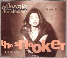Abyale - The Snooker (Free Body) - CDM - 1992 - Eurodance 5TR Dance Pool France