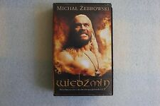 The Witcher Movie -  WIEDŹMIN FILM VHS - VERY RARE !!!!!