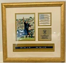 "Payne Stewart US Open Golf Champion 1999 ""Testimony Of Faith"" With W.W.J.D Band"