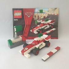 Lego Disney Cars - 9478 Francesco Bernoulli