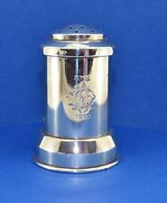 Vittoriano Argento Sterling Pepper Mill Natale 1897 GOLDSMITHS & Silversmiths Co