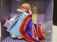 Madame Alexander 2000 Mary Engelbreit It's Good To Be Queen Doll   NIB