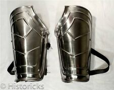 Medieval Shoulder Guards - Vambraces with padded backing