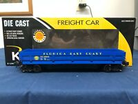 K-line Florida East Coast Operating Scale Dump Car 6-22142