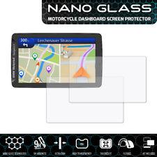 BMW NAVIGATOR V (Nav 5) GPS NANO GLASS Screen Protector x 2