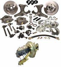 63 66 Chevy C10 Pickup Truck Disc Brake Booster Conversion Kit 5 Lug