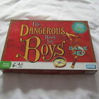 2008 PARKER BROTHERS THE DANGEROUS BOOK FOR BOYS BOARD GAME JEU