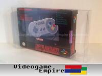 1x Schutzhülle für Super Nintendo SNES Controller OVP Verpackung Hülle Protector