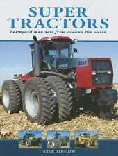 Super Tractors: Farmyard monsters from around the world-ExLibrary