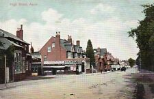 Ascot High Street - Berkshire - Unused Original Postcard (2.95)
