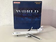 Dragon Wings Jet-X 1:400 MD-11F World Airways Limited!!! JXM061