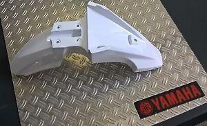 "Yamaha WR 125 X   ""Schutzblech vorne weiß"" Original Yamaha"