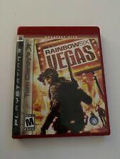 PS3 Tom Clancy's Rainbow Six Vegas Complete