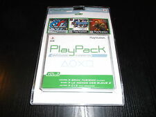 jeu sony ps1 play pack playpack vol 3 neuf sous blister rigide