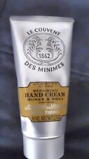 Sealed Le Couvent Des Minimes Honey & Shea Repairing Hand Cream 1.7 Ounce Sealed