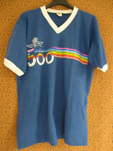 Tee Shirt 500 mile indianapolis Made in USA Homme Vintage Shirt 80'S - M
