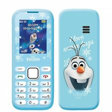 BNIB Lexibook Frozen Blue Factory Unlocked Dual-SIM Phone for Kids 2G Simfree