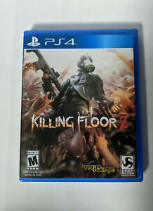 Killing Floor 2 PlayStation 4 PS4 Game Case Game Cover Art
