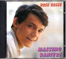 Massimo Ranieri Rose Rossi Cd Nm  CGD
