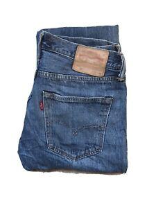 Jean Levis 501 Vintage Taille Haute W33 L32 Taille 42/44