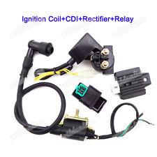 ATV Ignition CDI Coil Regulator Relay 50 70 90 110cc GIO Kazuma Baja Taotao Sunl
