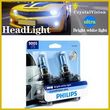 9005CVB2 Philips 2PCS Headlight Light Bulbs Low Beam For 2018 Chevrolet Tahoe