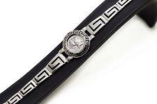 925 Sterling Silver Bracelet Ancient Athena Goddess Coin Greek Jewelry Woman