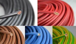 Lapp Kabel H07V-K 4,0 6,0 10 16 25 35 50 70,0mm² flexible Verdrahtungsleitung