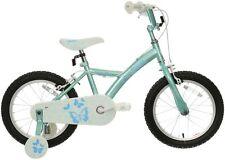 "Apollo Sparkle Girls Kids Bike Bicycle 16"" Wheels Steel Frame Stabiliser Age 5-8"