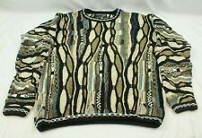 Vtg Coogi Like Baracuta by Tundra multicolor Sweater Size XL Cosby