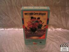 Better Off Dead Vhs John Cusack David Ogden