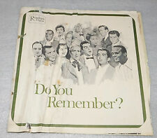 Reader Digest Do You Remember 1968 Songs Lyrics 50 Years 1916 Hear Them Again