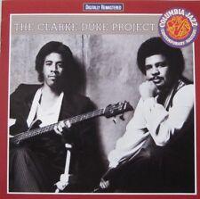 STANLEY CLARKE / GEORGE DUKE - THE CLARKE/DUKE PROJECT - CD