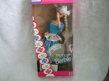 Barbie Special Edition Dutch Doll