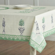 Maison d' Hermine Jardin Du Roy 100% Cotton Tablecloth 54 - inch by 72 - inch
