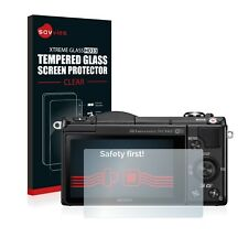 TEMPERED GLASS SCREEN PROTECTOR for Sony Alpha 5000 (DSLR-A5000)