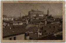 cartolina UDINE castello