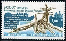 Stamp t.a.a.f./Austral territories nine no. 77 ** hobart tasmania tribute