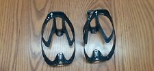 SPECIALIZED S WORKS RIB CAGE CARBON WATER BOTTLE CAGES PAIR NICE