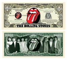 THE ROLLING STONES / MILLION DOLLAR NOVELTY BILL