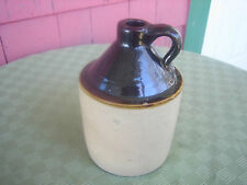 (DISCOUNT) Old small two tone stoneware jug