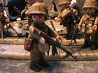 PLAYMOBIL CUSTOM SUBOFICIAL WHERMACHT (FRONT ORIENTAL 1944-1945) REF-0559 BIS