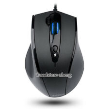 A4tech N-810FX V-track mouse wired mouse USB Laptop PC mouse--Black