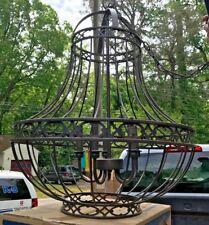 "Park Harbor PHHL6305GB 24"" Wide Empire Style Chandelier in Gilded Bronze"