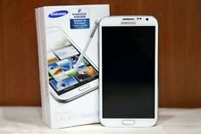 NEW CONDITION Samsung Galaxy Note 2 White 8MP Unlocked 16GB 3G LTE +WARRANTY