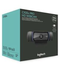 Logitech C920s Pro HD 1080p Webcam with Privacy Shutter IN HAND SHIPS SAME DAY