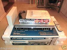 Panasonic DMR-ES35V DVD-Recorder & VHS-Recorder, in OVP & komplett, 2J. Garantie